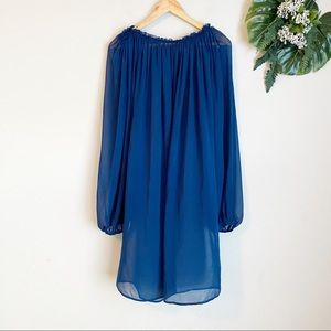 See by Chloe size 4 Sheer Dress cover up